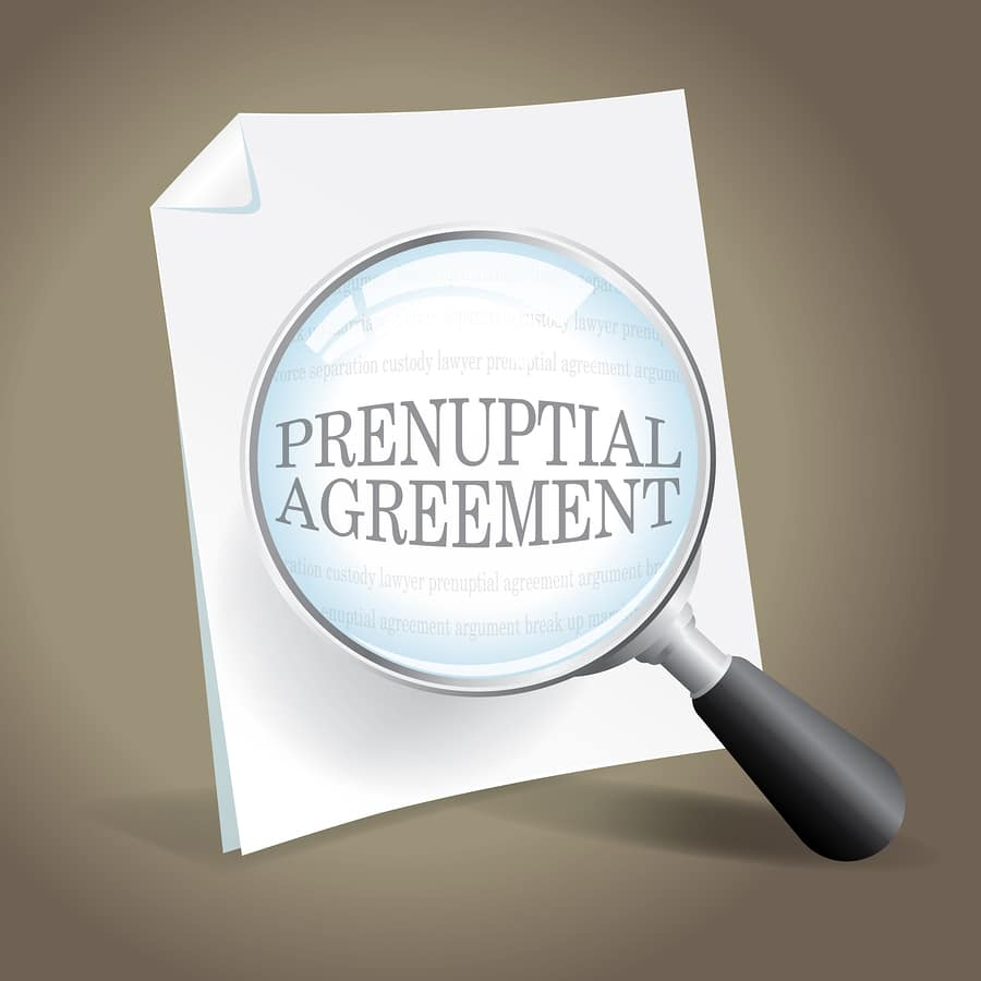 new york prenuptial agreement attorney