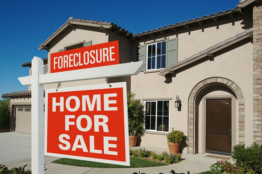 bigstock Foreclosure Home For Sale Sign
