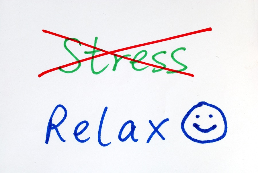 bigstock No more Stress get some relax