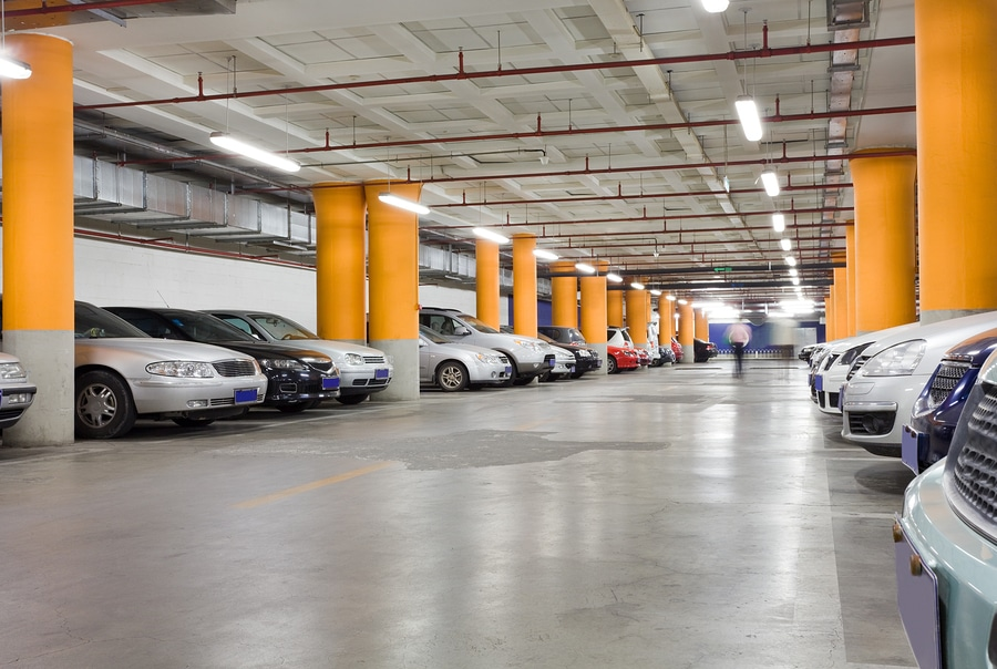 Parking lots company near yankee stadium may go bankrupt for Ny city parking garages