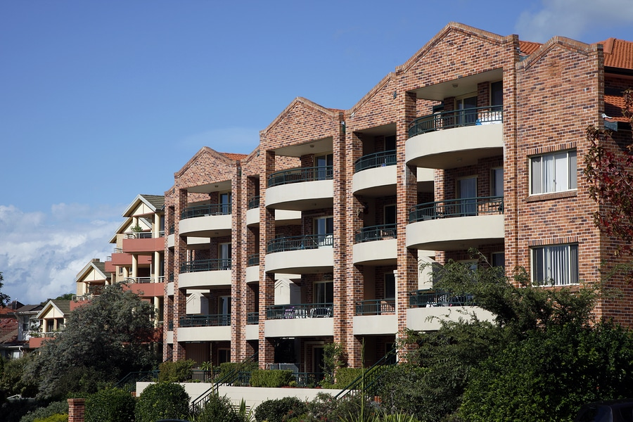bigstock Urban Apartment Building Sydn