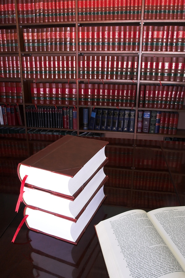 bigstock Legal Books