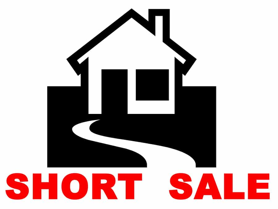 bigstock Real Estate Short Sale Sign