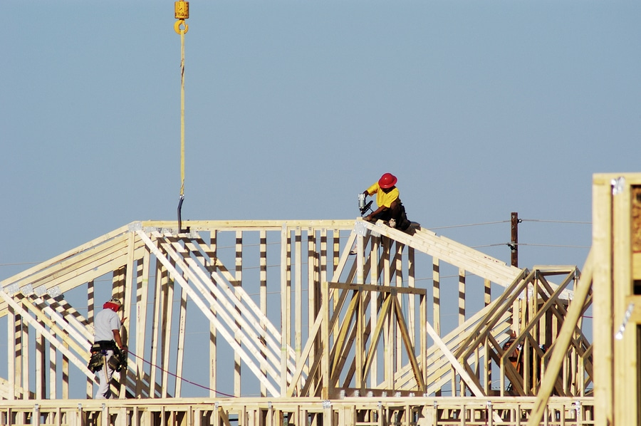 bigstock Residential Construction