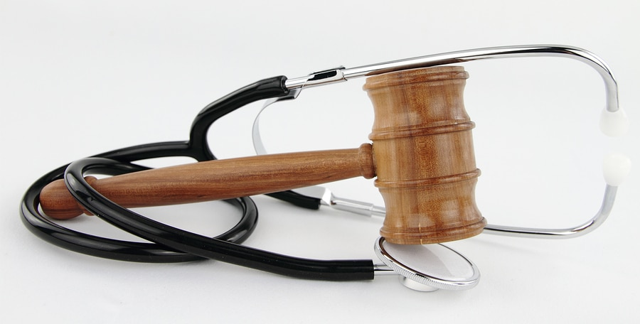 bigstock Judge s Gavel And Stethoscope