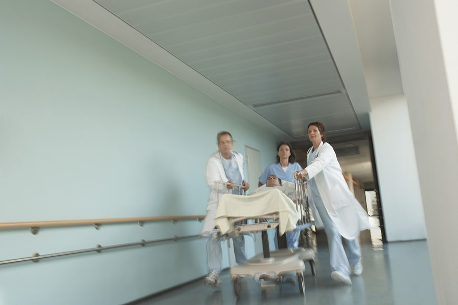 bigstock Low angle view of physicians r