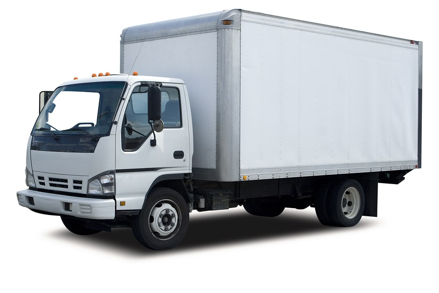 bigstock Delivery Truck