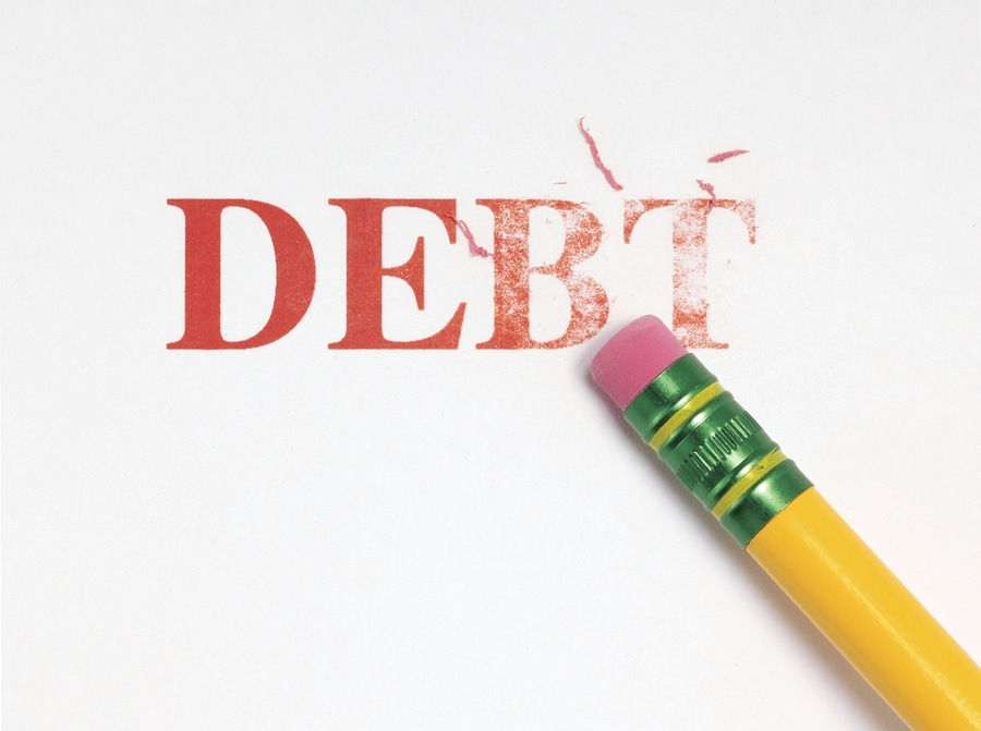 debt in bankruptcy