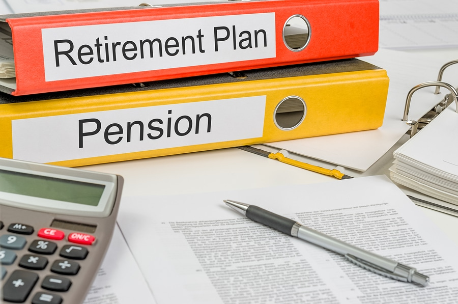 bankruptcy and retirement and pensions