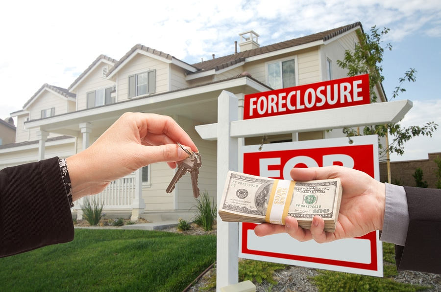 foreclosure and banks