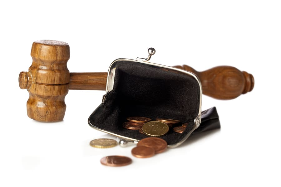 bigstock Gavel And Money