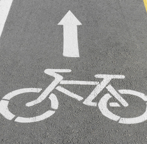 Bicyclist hit by car sues for damages of pain and suffering
