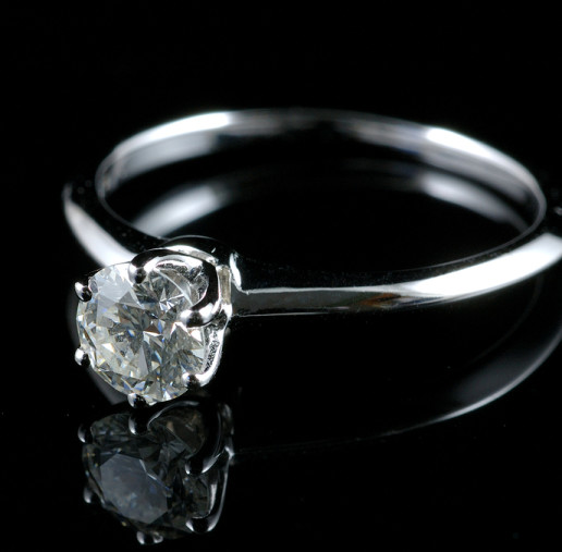 Unmarried couple in a relationship breaks up and fights over status of diamond ring