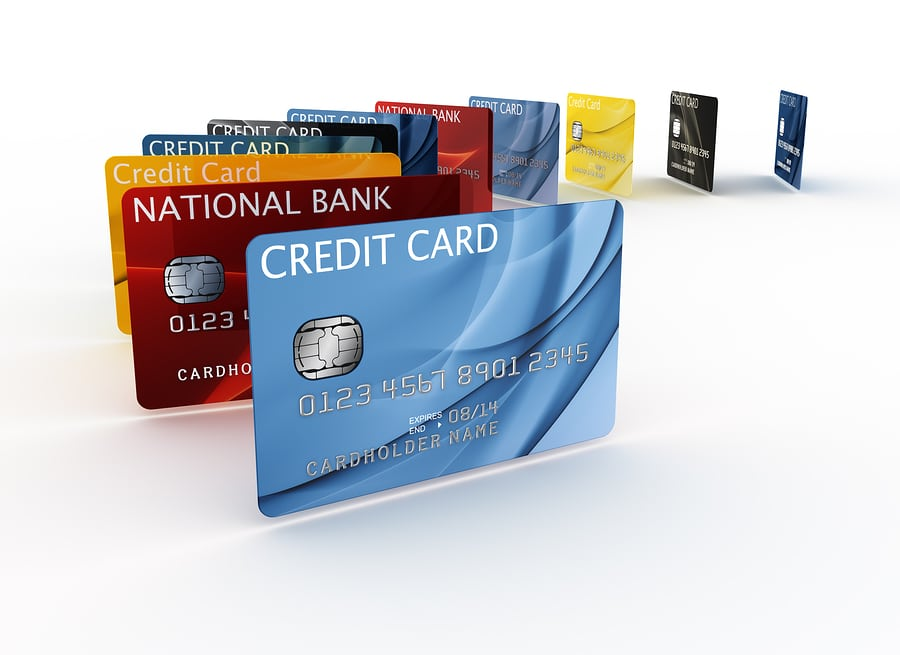 bigstock d rendering of a credit cards