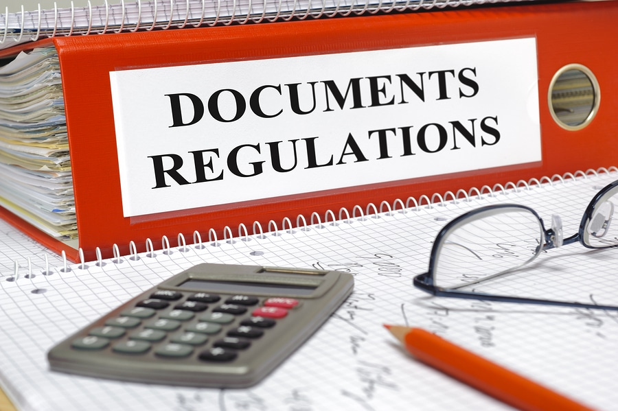 bigstock documents and regulations