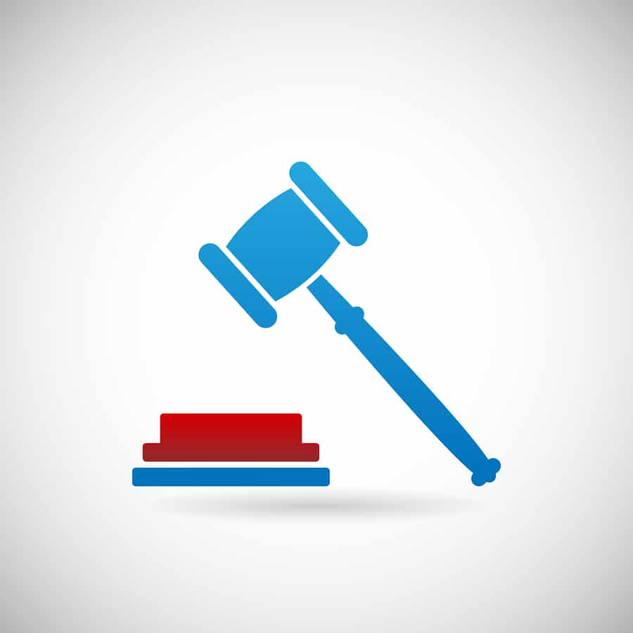 bigstock Judgment Verdict Symbol Judge