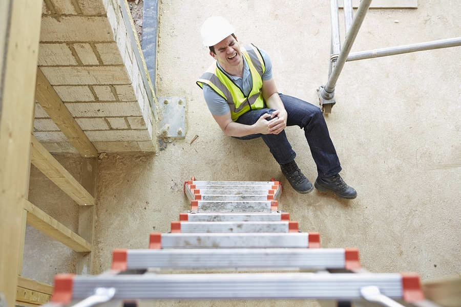 bigstock Construction Worker Falling Of