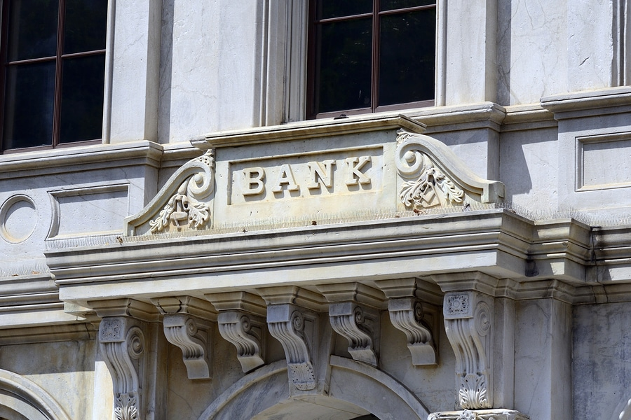 bank in bankruptcy case