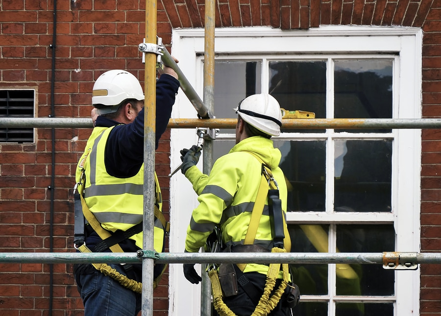 scaffolding and accidents