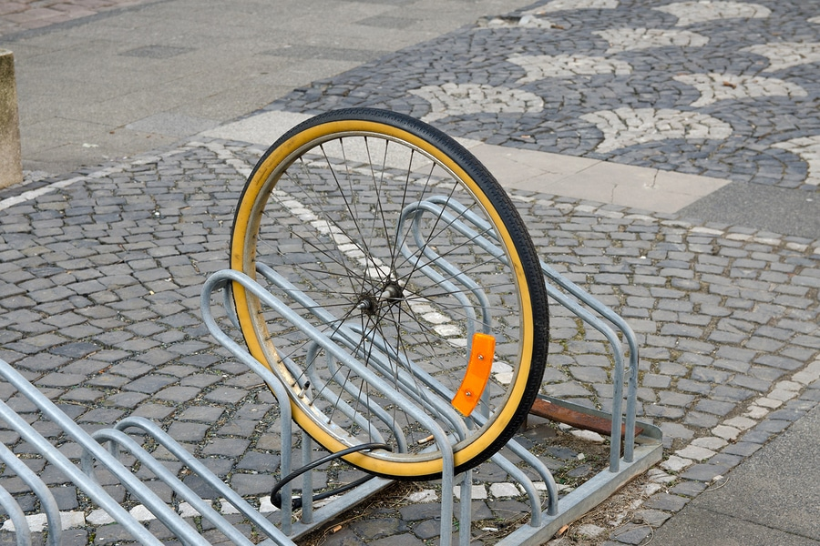 bicycle theft and accident nyc