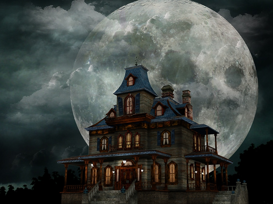 haunted house premises liability