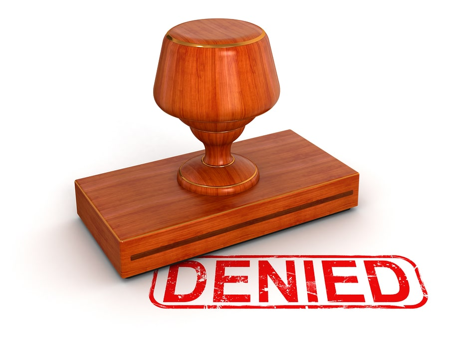bigstock Rubber Stamp Denied clipping
