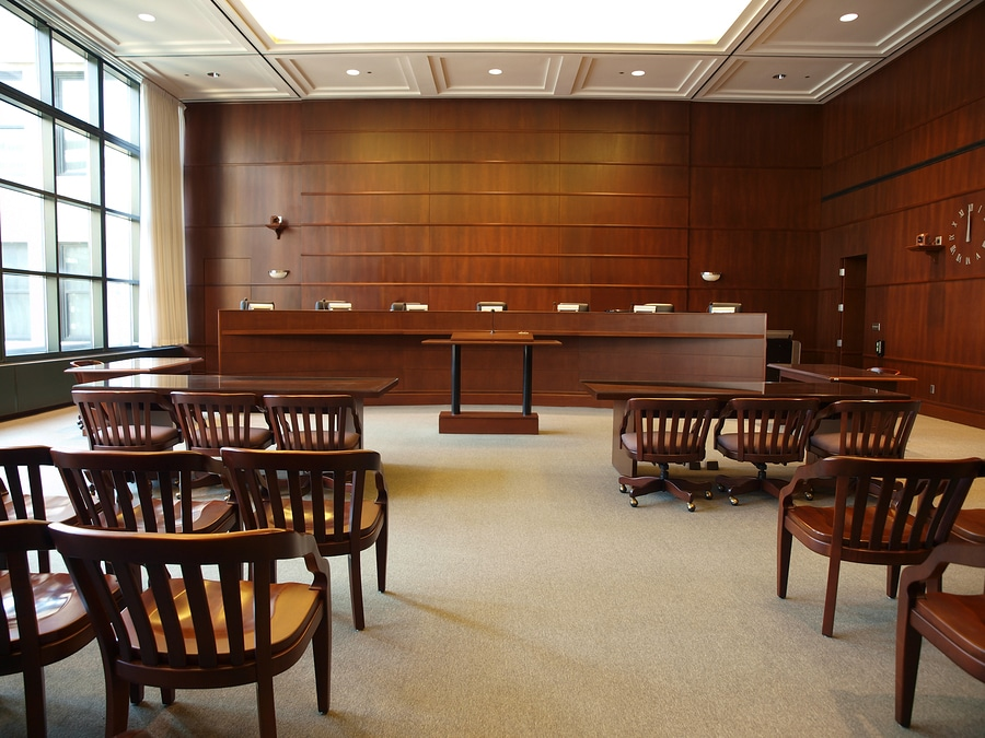 bankruptcy hearing location