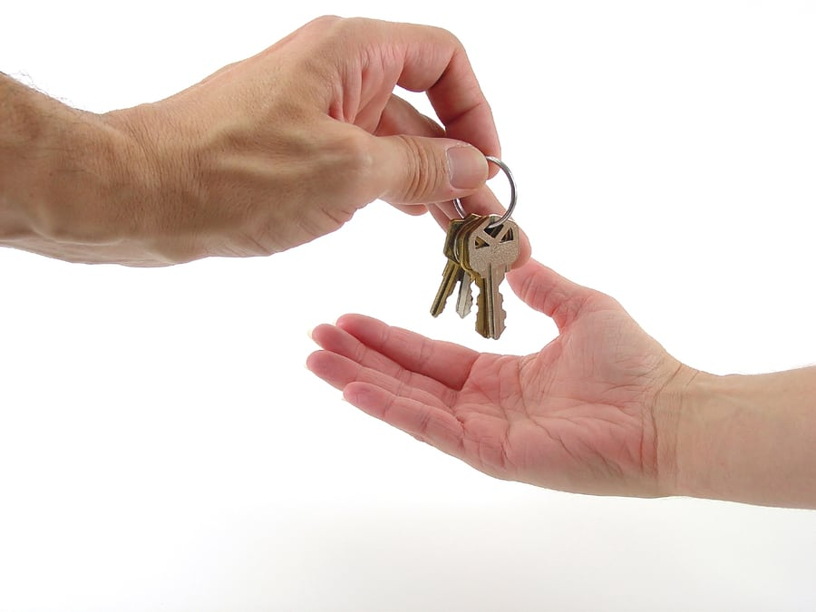 bigstock House Keys
