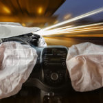 accident with airbag deployment