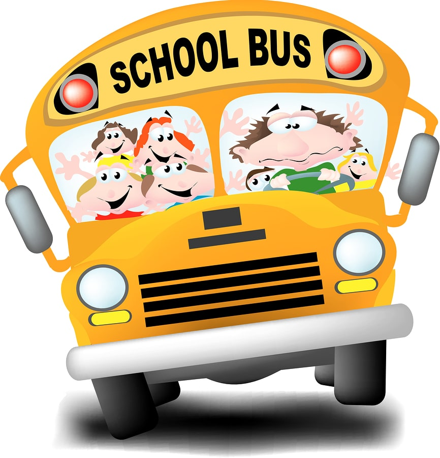 bigstock Frazzled School Bus Driver