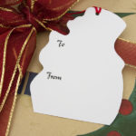 gift asset with tag