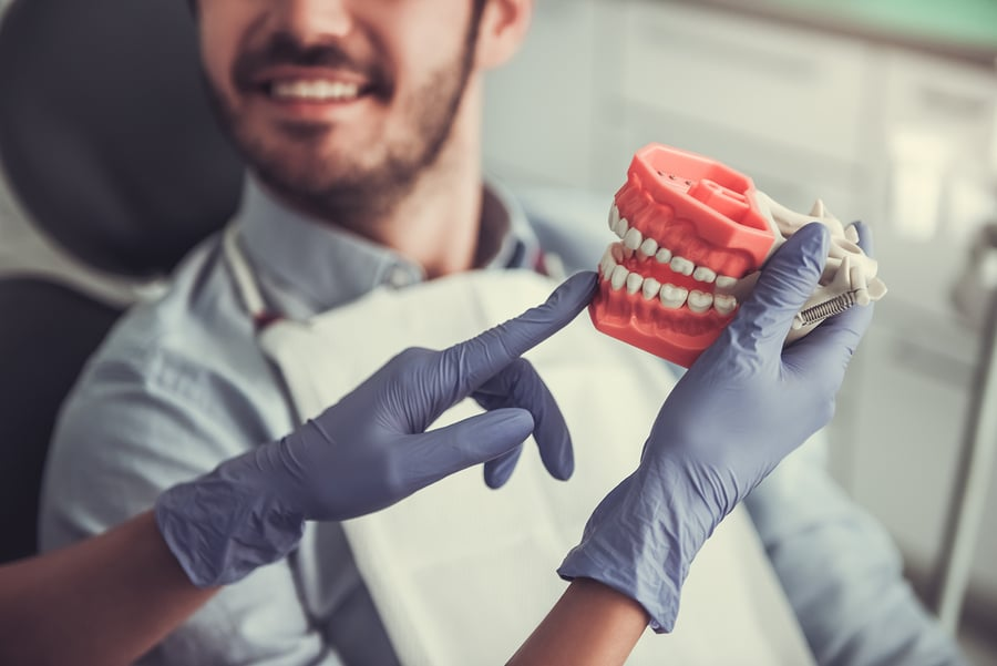 dental malpractice teeth