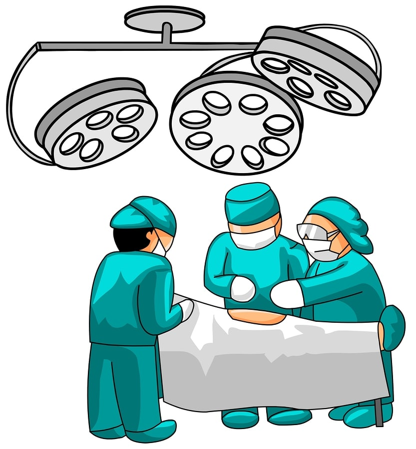 bigstock surgeons in operative room