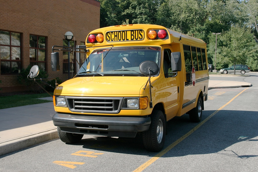 bigstock School Bus