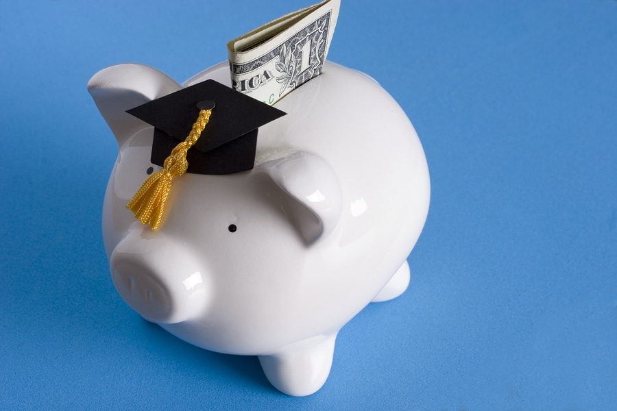 bigstock Education Savings