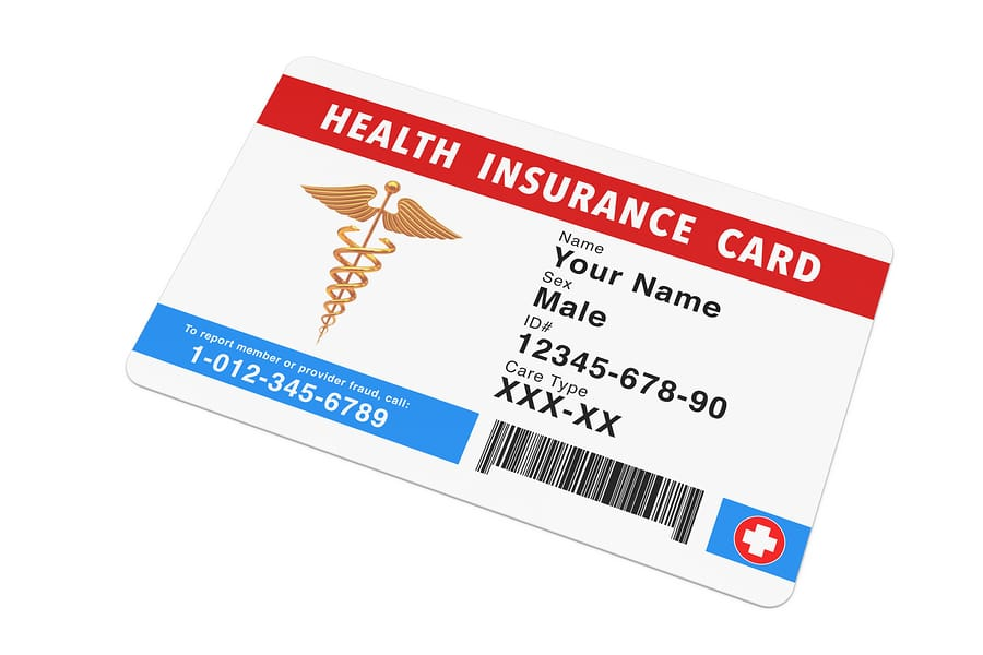 bigstock Health Insurance Medical Card